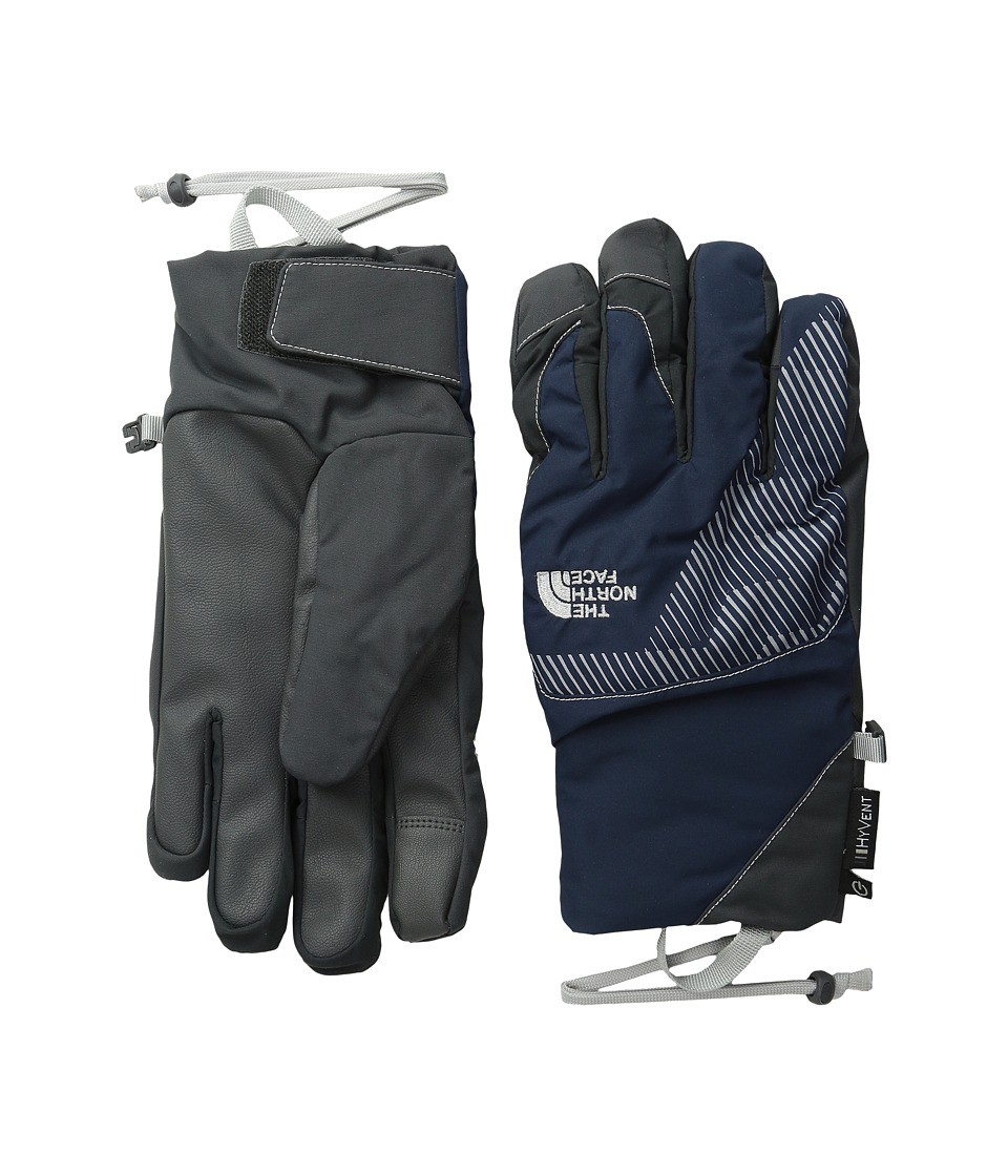 The North Face - Guardian Etip Glove (Cosmic Blue/Asphalt Grey) Extreme Cold Weather Gloves