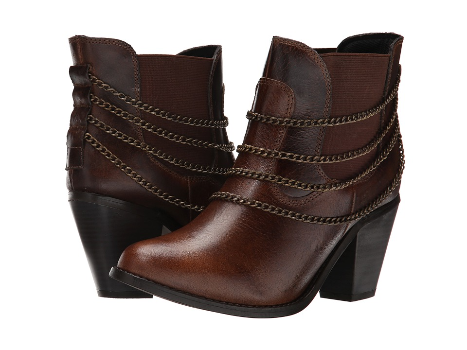 Dingo Escape (Brown) Cowboy Boots