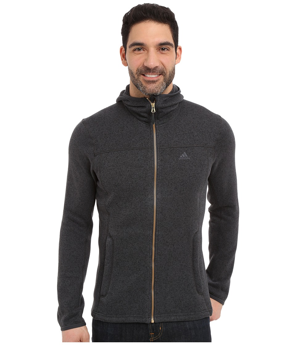 adidas Outdoor Hochmoos Hoodie (Dark Grey) Men