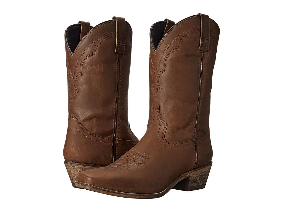 Dingo - Perkins (Camel) Cowboy Boots