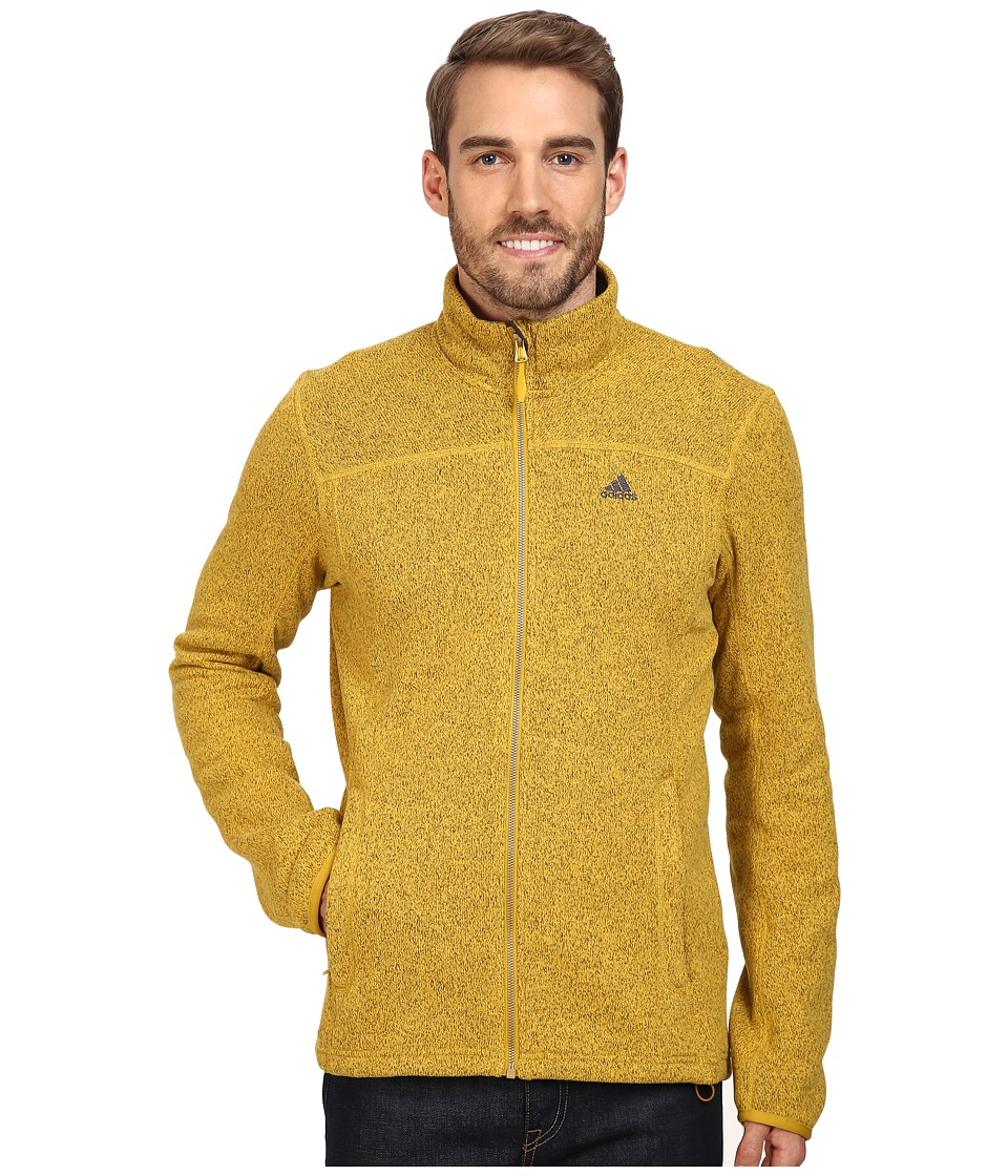 adidas Outdoor Hochmoos Jacket (Raw Ochre) Men