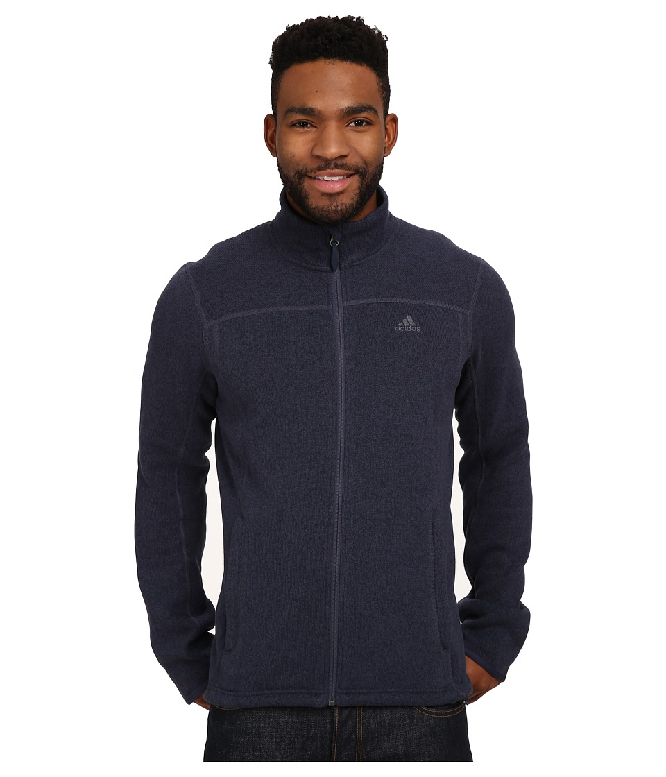 adidas Outdoor Hochmoos Jacket (Midnight Grey) Men