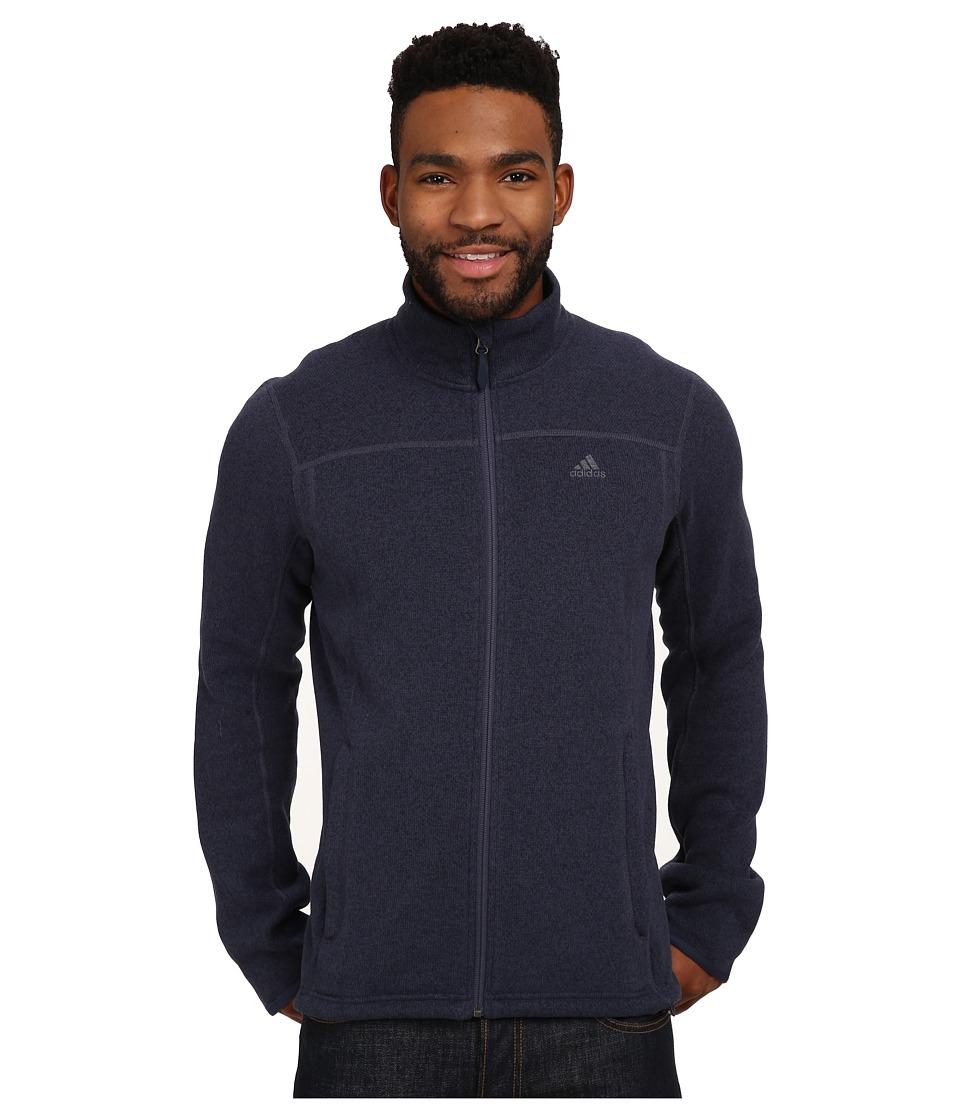 adidas Outdoor Hochmoos Jacket (Midnight Grey) Men