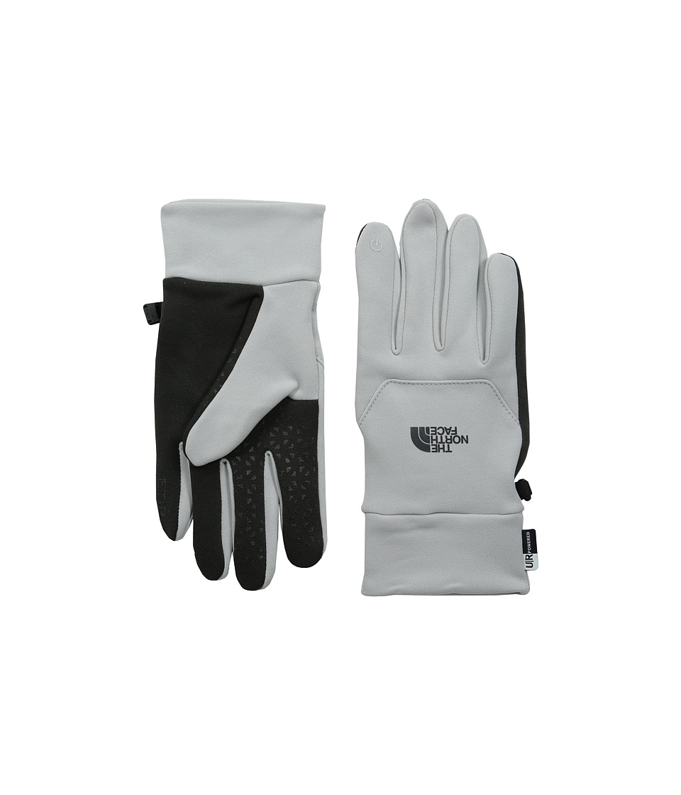 The North Face - Etip Glove (High Rise Grey Heather) Extreme Cold Weather Gloves