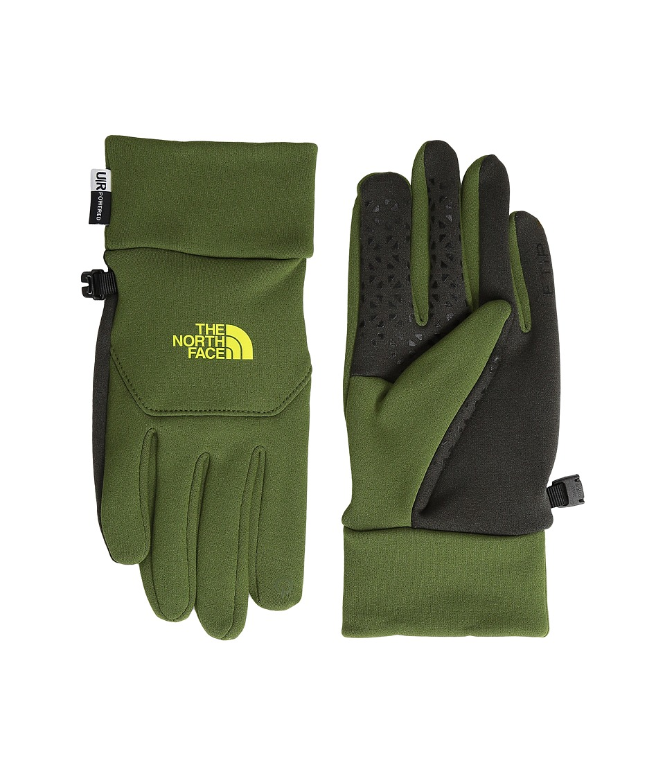 The North Face - Etip Glove (Scallion Green) Extreme Cold Weather Gloves