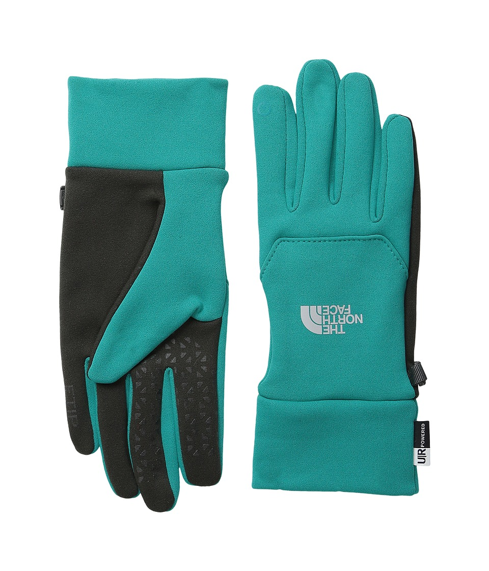 The North Face - Women's Etip Glove (Kokomo Green) Extreme Cold Weather Gloves