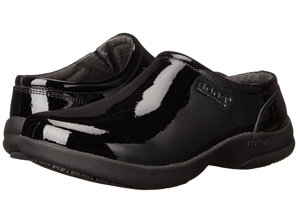 Bogs Ramsey Patent Leather (Black) Women