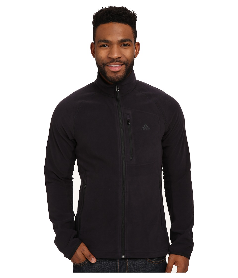 adidas Outdoor - Reachout Jacket (Black) Men's Coat