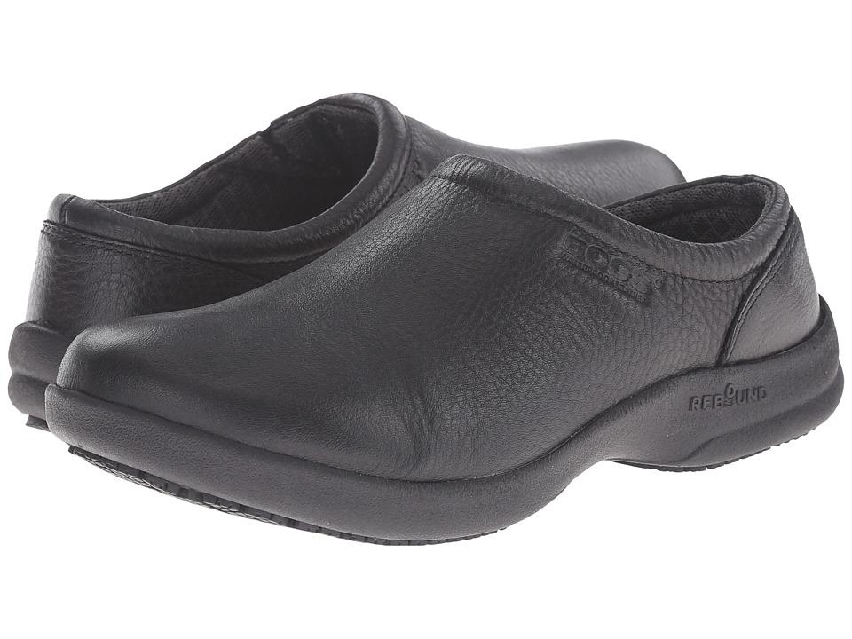 Bogs Ramsey Leather (Black) Women