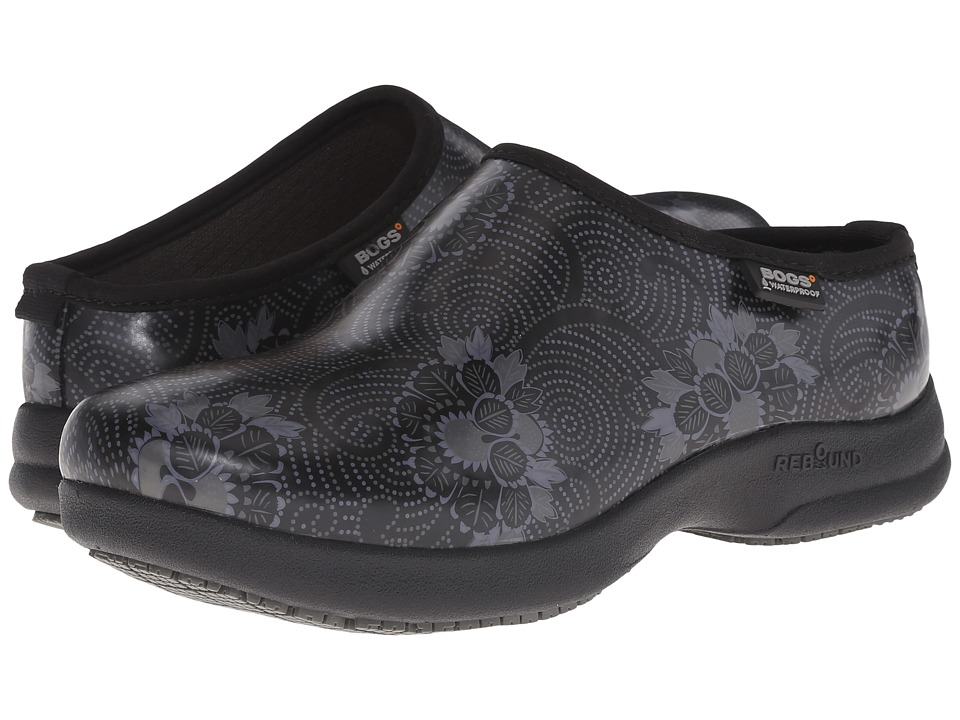 Bogs - Oliver Batik (Black Multi) Women's Slip on Shoes