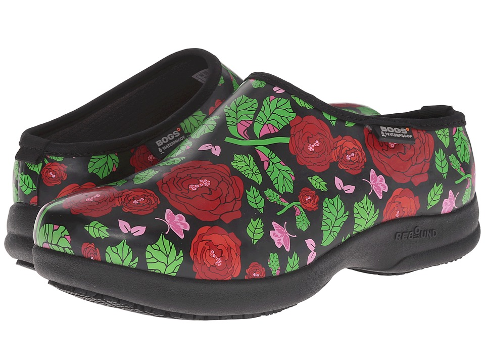 Bogs Oliver Rose (Black Multi) Women