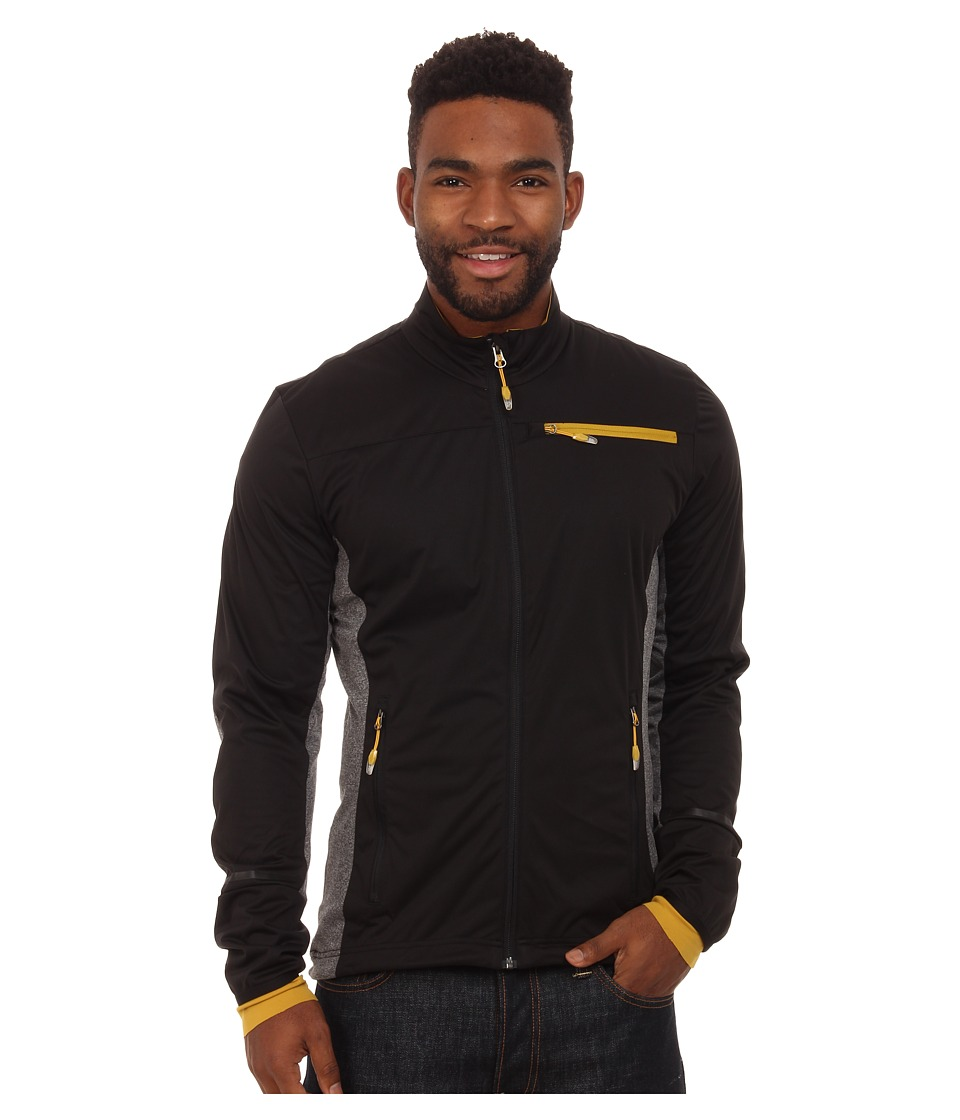 adidas Outdoor - Xperior Jacket (Black) Men's Coat