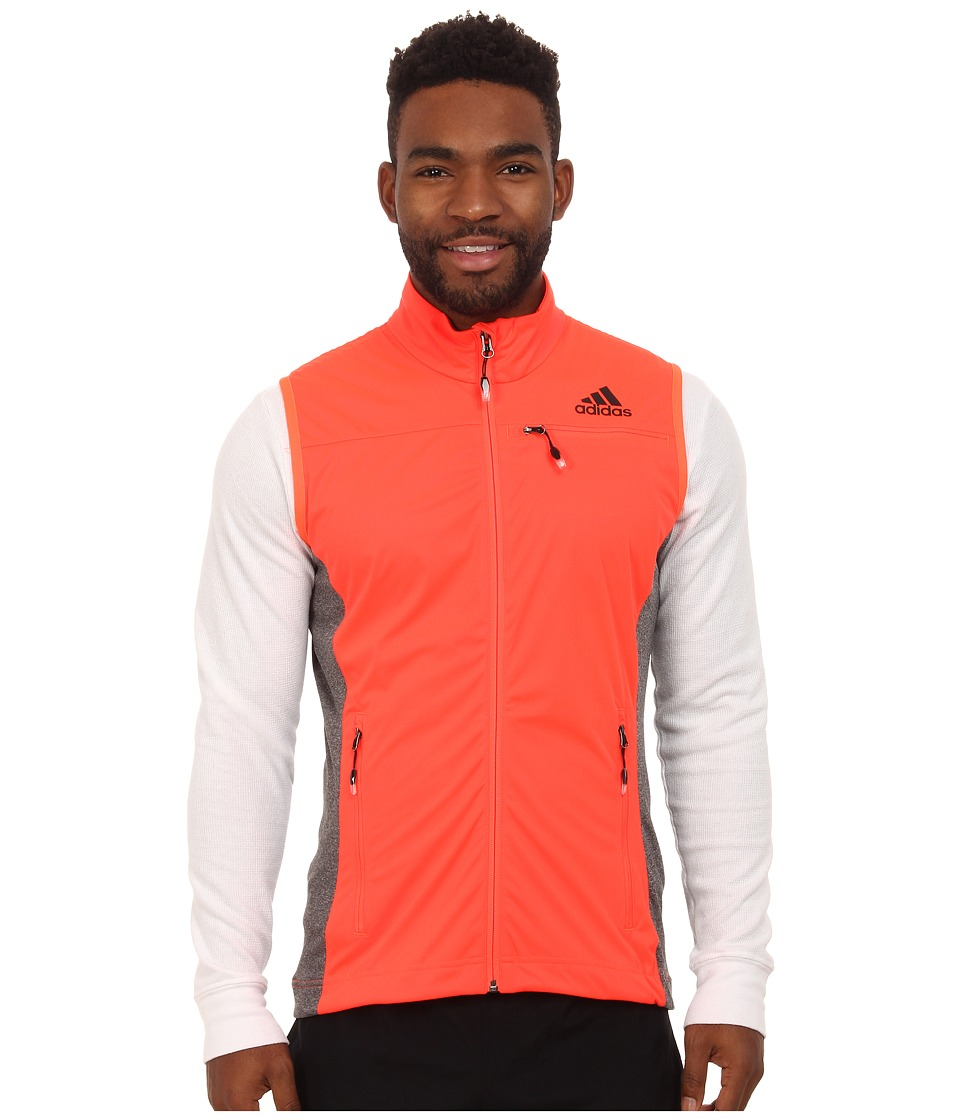 adidas Outdoor - Xperior Vest (Solar Red/Bold Orange) Men's Vest