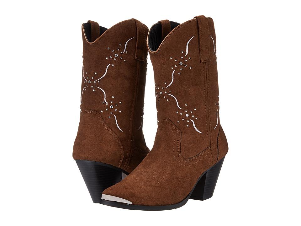 Dingo - Sonnet (Chocolate) Cowboy Boots
