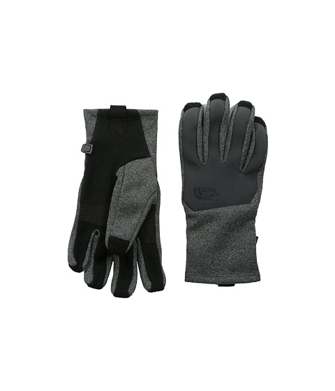 The North Face - Men's Canyonwall Etip Glove (Asphalt Grey Heather) Extreme Cold Weather Gloves