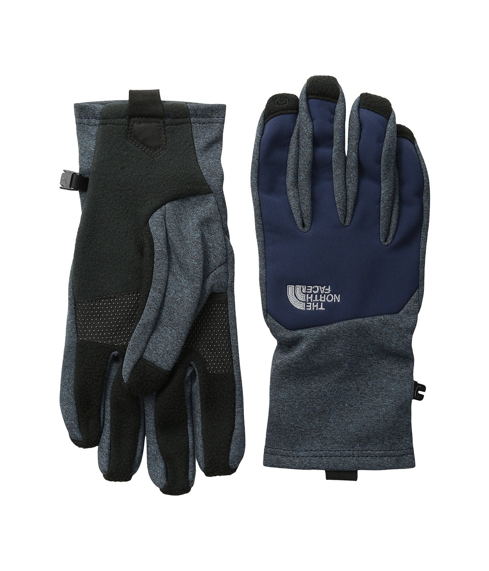 The North Face - Men's Canyonwall Etip Glove (Cosmic Blue Heather) Extreme Cold Weather Gloves
