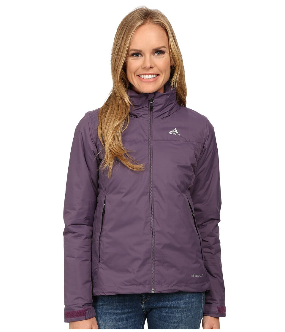 adidas Outdoor - Wandertag Insulated Jacket (Ash Purple) Women's Coat
