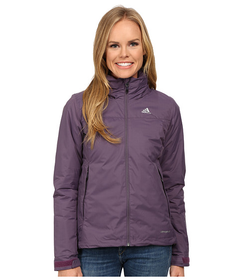 adidas Outdoor - Wandertag Insulated Jacket (Ash Purple) Women