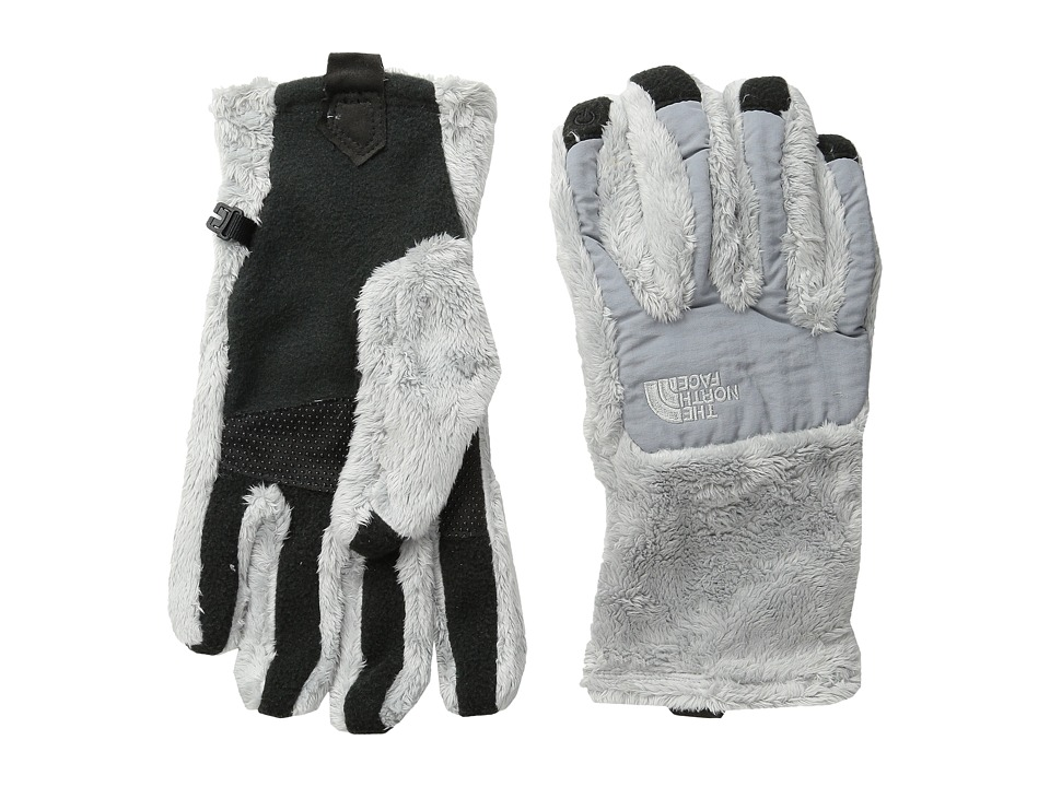 The North Face - Denali Thermal Etip Glove (High Rise Grey/Mid Grey) Extreme Cold Weather Gloves