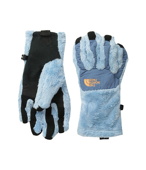 The North Face - Denali Thermal Etip Glove (Tofino Blue/Cool Blue) Extreme Cold Weather Gloves