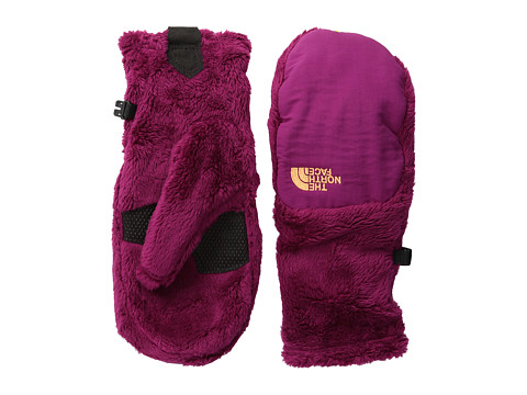 The North Face - Denali Thermal Mitt (Dramatic Plum/Dramatic Plum) Extreme Cold Weather Gloves