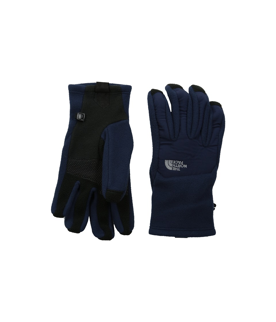 The North Face - Denali Etip Glove (Cosmic Blue) Extreme Cold Weather Gloves
