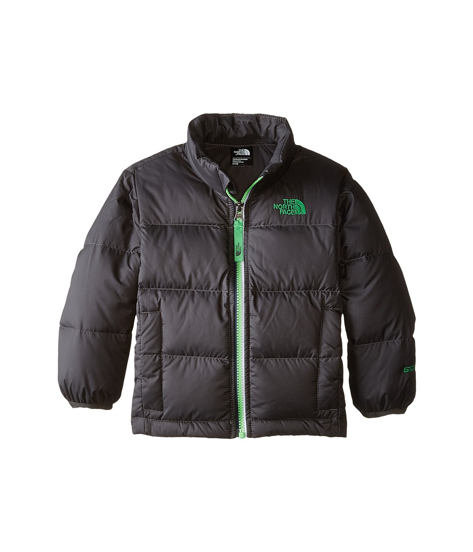 The North Face Kids - Andes Down Jacket (Toddler) (Graphite Grey) Boy