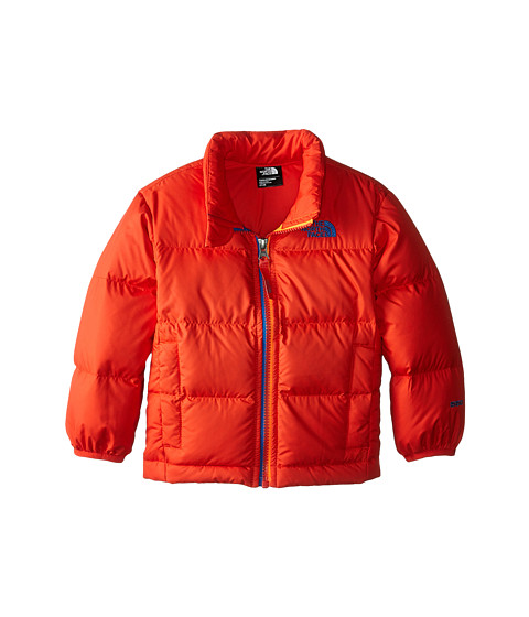 The North Face Kids - Andes Down Jacket (Toddler) (Fiery Red) Boy's Coat