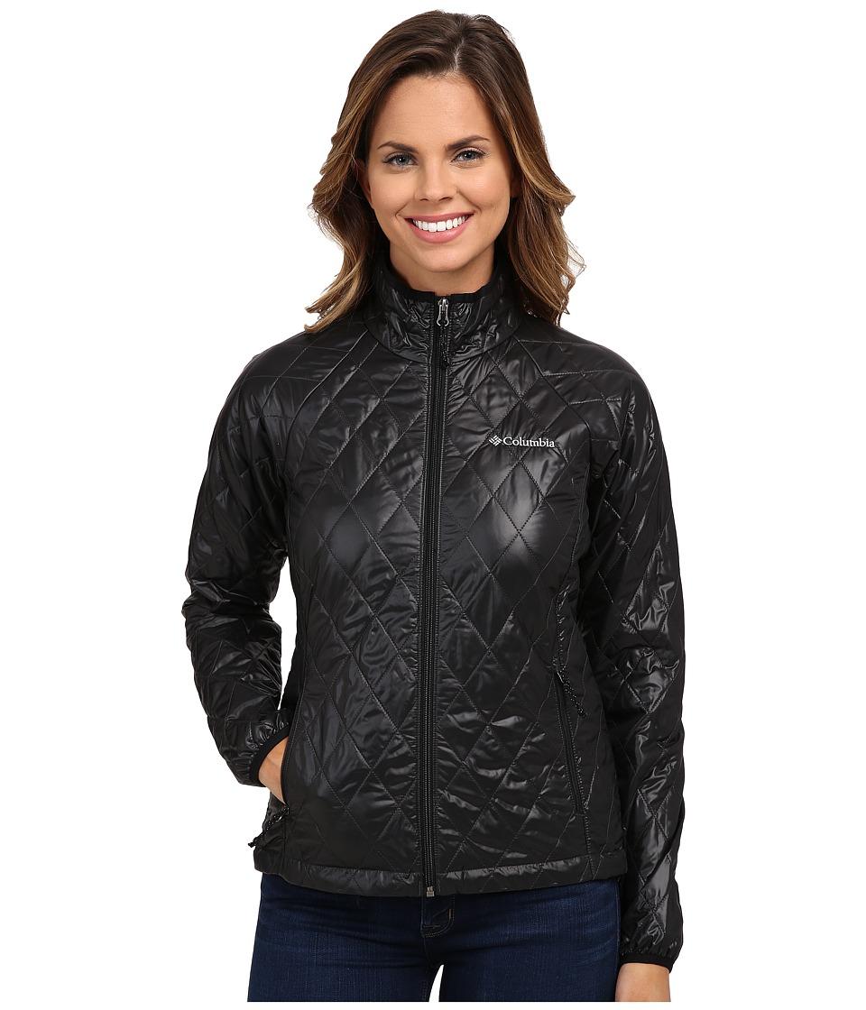 Columbia - Squaw Butte Jacket (Black) Women's Coat