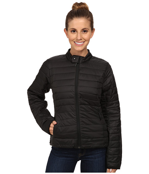 adidas Outdoor - Alp Jacket (Black) Women's Coat