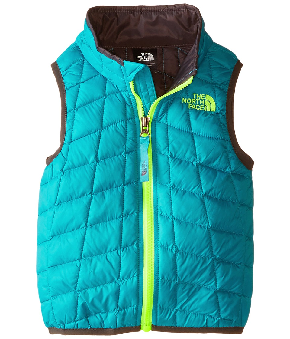 The North Face Kids - ThermoBall Vest (Toddler) (Enamel Blue) Boy's Vest