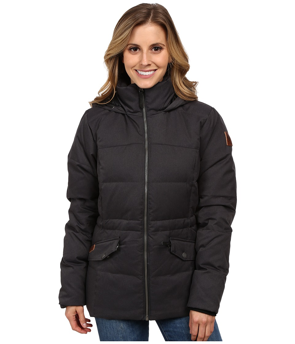 Columbia - Snowtopia Down Jacket (Black) Women