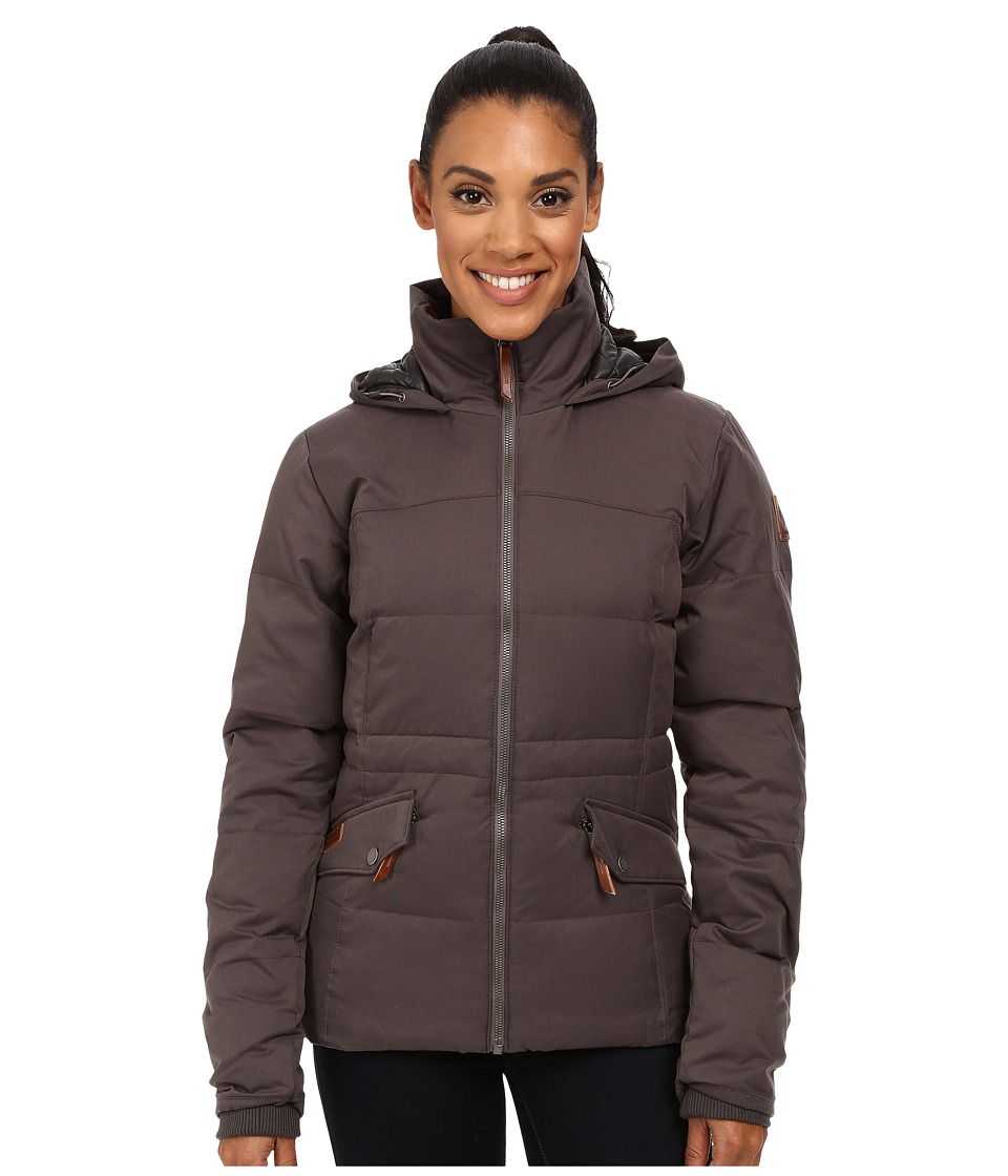 Columbia - Snowtopia Down Jacket (Mineshaft) Women's Coat
