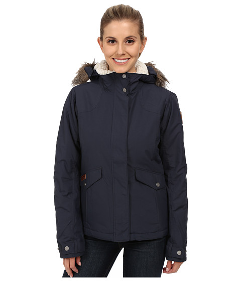 Columbia - Grandeur Peak Jacket (India Ink) Women's Coat