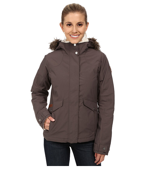 Columbia - Grandeur Peak Jacket (Mineshaft) Women's Coat