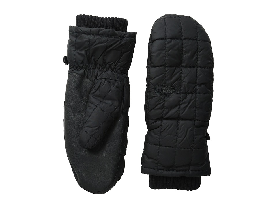 The North Face Metropolis Mitt (TNF Black (Prior Season)) Extreme Cold Weather Gloves