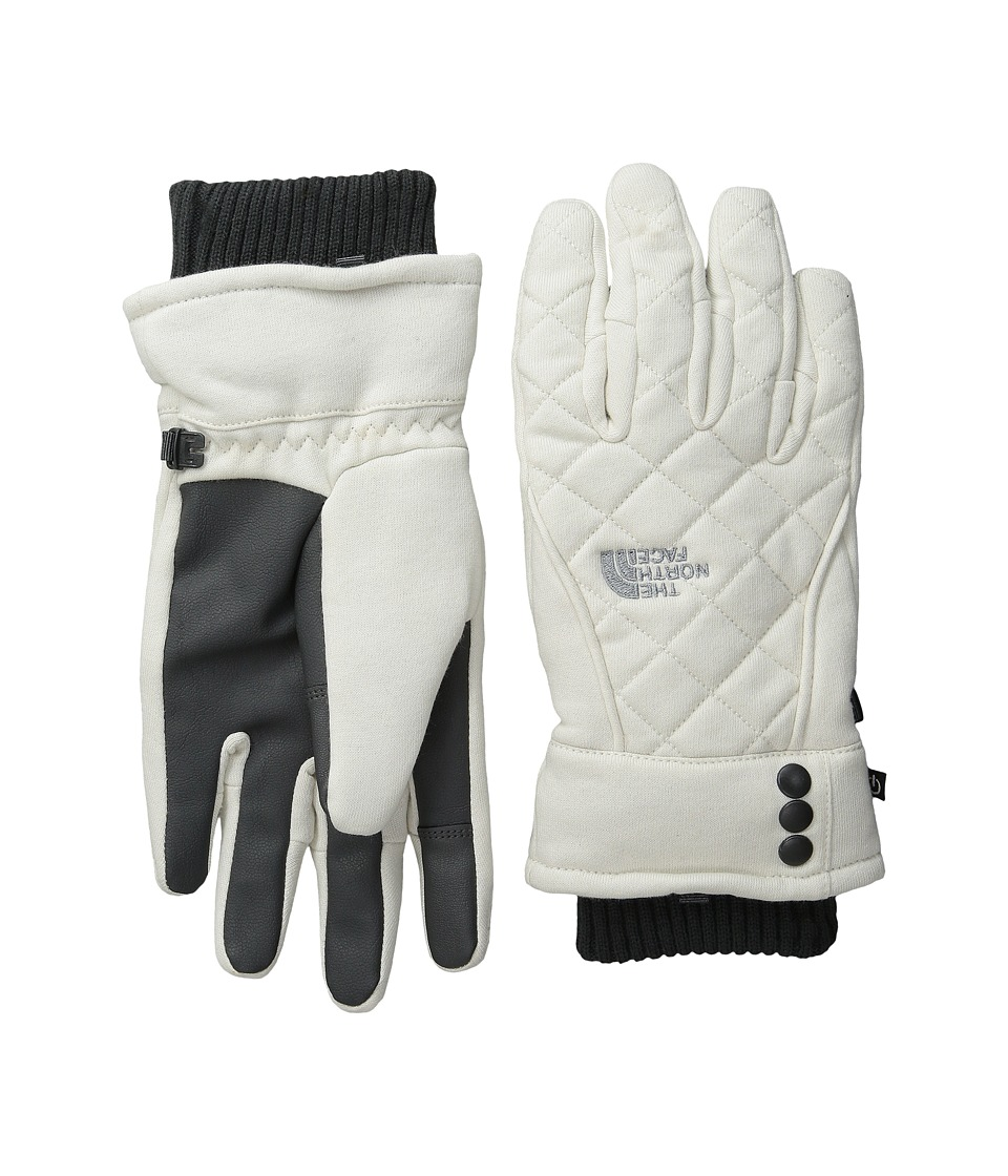 The North Face - Caroluna Etip Glove (Vaporous Grey) Extreme Cold Weather Gloves