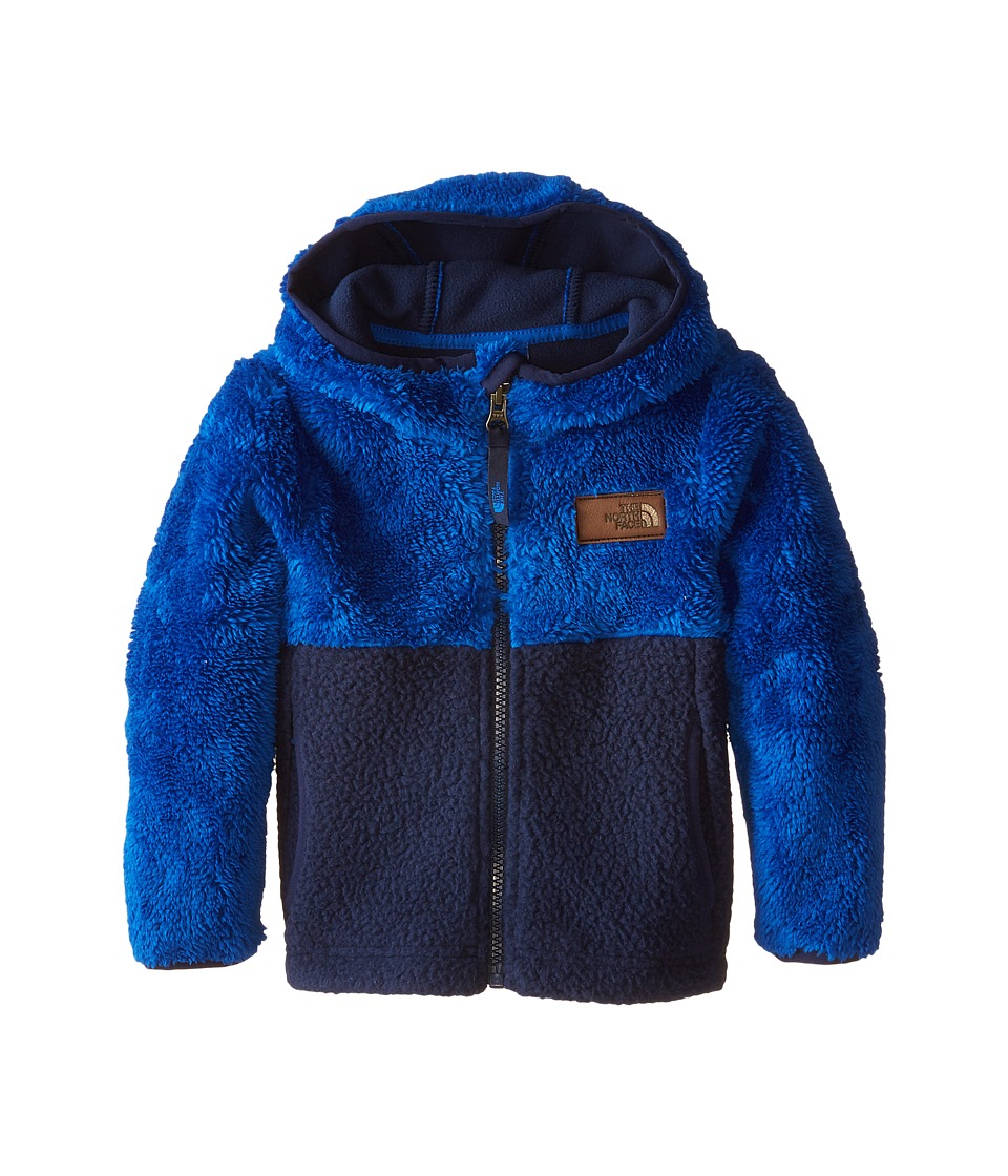 The North Face Kids - Sherparazo Hoodie (Toddler) (Cosmic Blue) Boy's Jacket