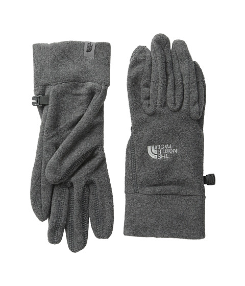 The North Face - Women's TKA 100 Glove (Graphite Grey Heather) Extreme Cold Weather Gloves