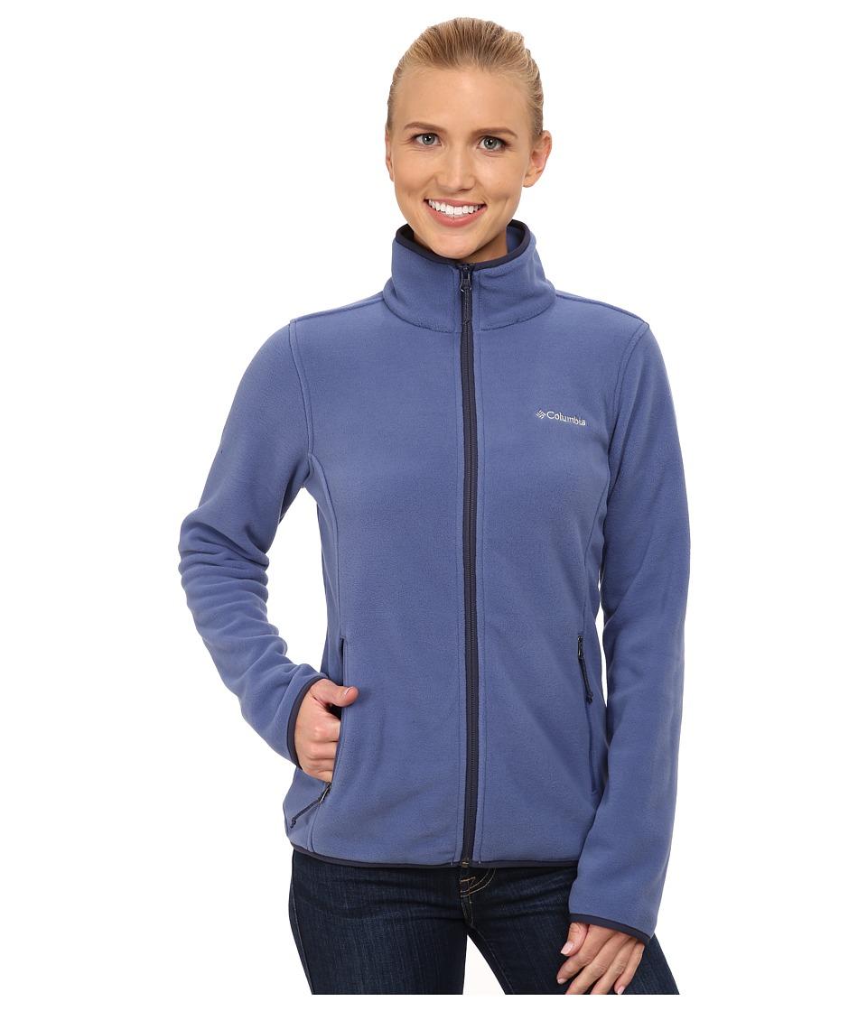Columbia - Fuller Ridge Fleece Jacket (Bluebell) Women
