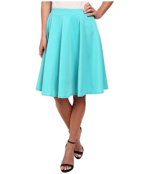Gabriella Rocha - Jenny Scuba Skirt (Mint) Women's Skirt
