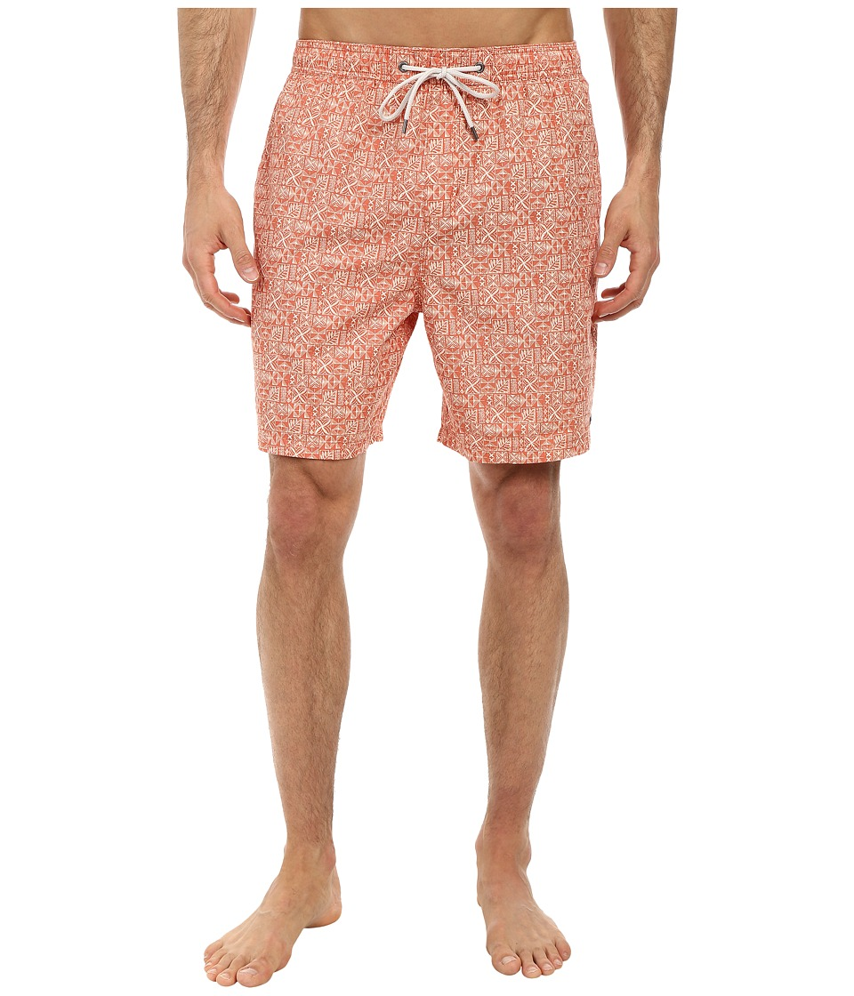 Jack O'Neill - Tonga Boardshorts (Orange) Men's Swimwear