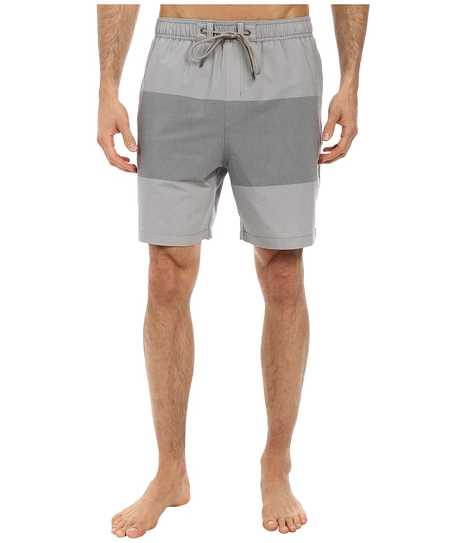 Jack O'Neill - Campeche Boardshorts (Grey) Men's Swimwear