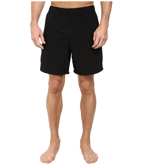Jack O'Neill - Tower 5 Boardshorts (Black) Men's Swimwear