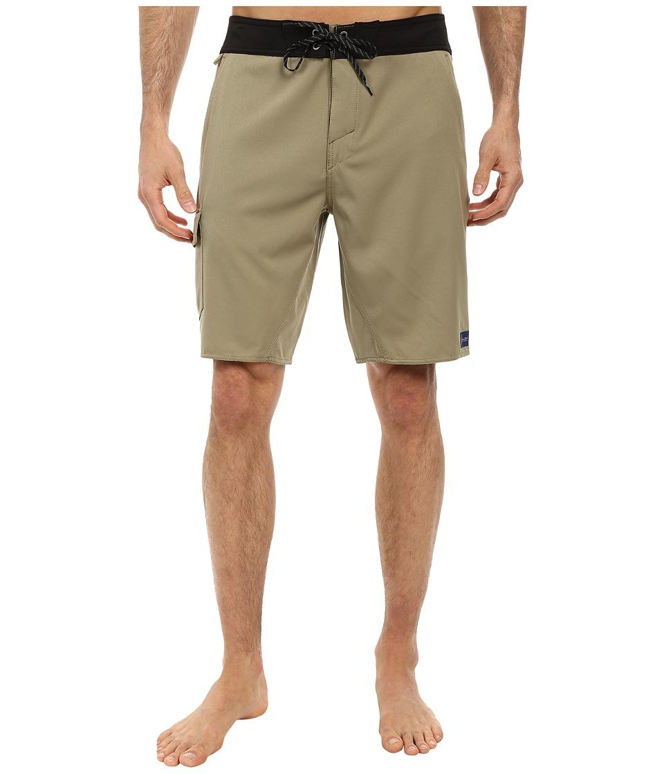 Jack O'Neill - Flatwater Boardshorts (Aloe) Men's Swimwear