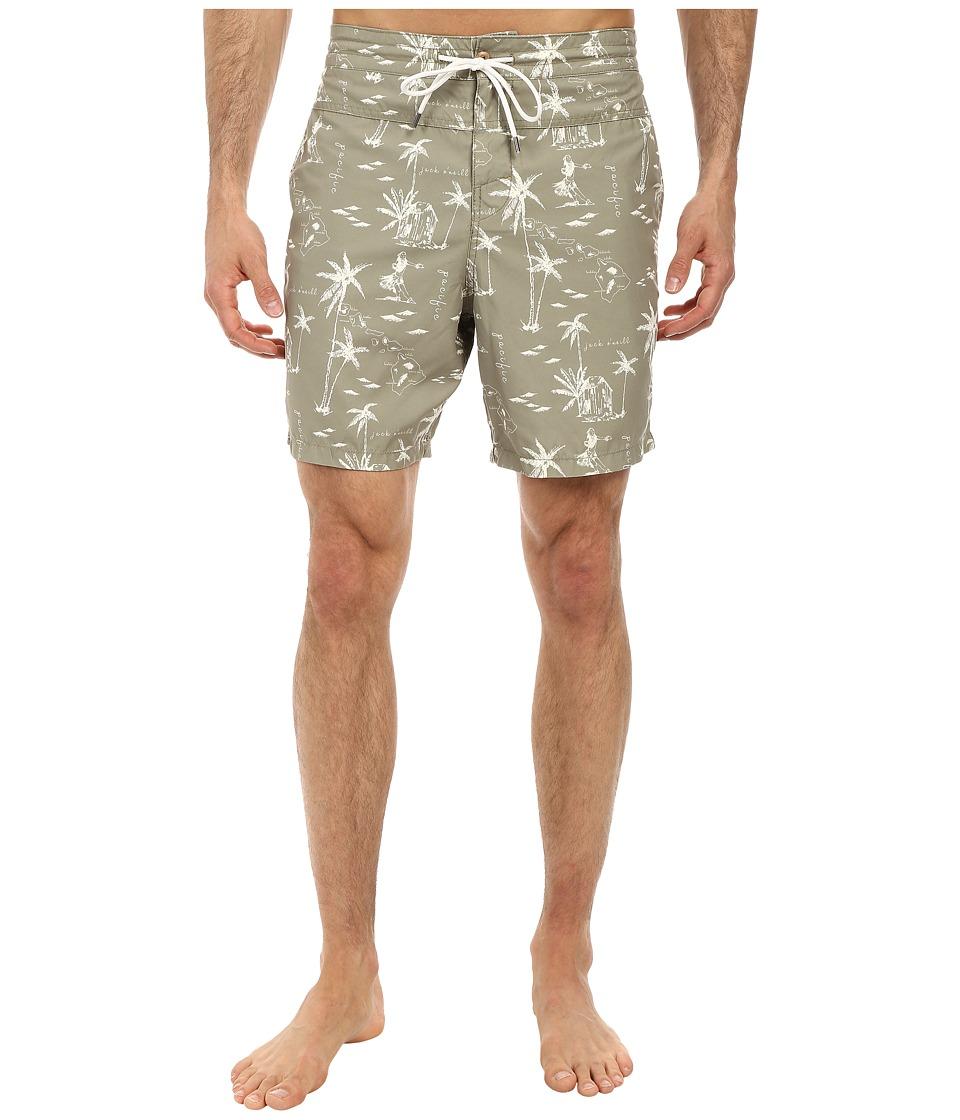 Jack O'Neill - Tropical Boardshorts (Aloe) Men's Swimwear