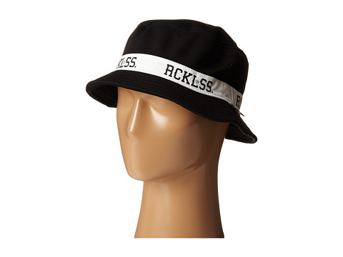 Young & Reckless - Bands Bucket Hat (Black) Bucket Caps