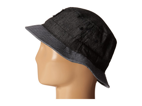 Young & Reckless - Trademark Bucket Hat (Black) Bucket Caps