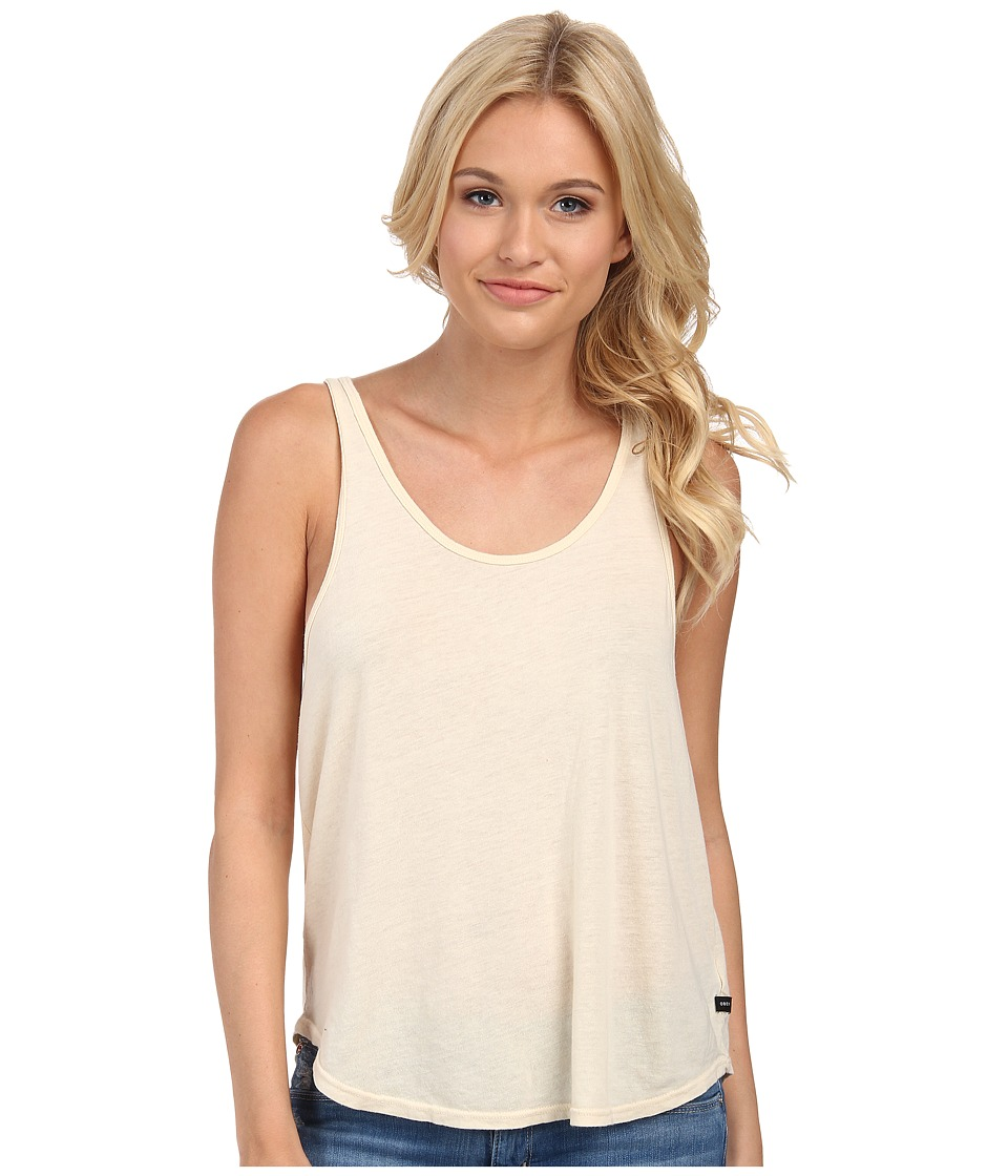 Obey - Patti Tank Top (Dusty Off White) Women