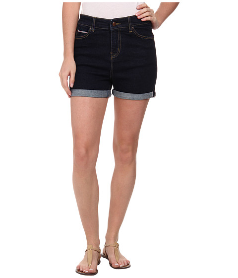 Obey - Gold Rush Selvedge Shorts (Indigo) Women